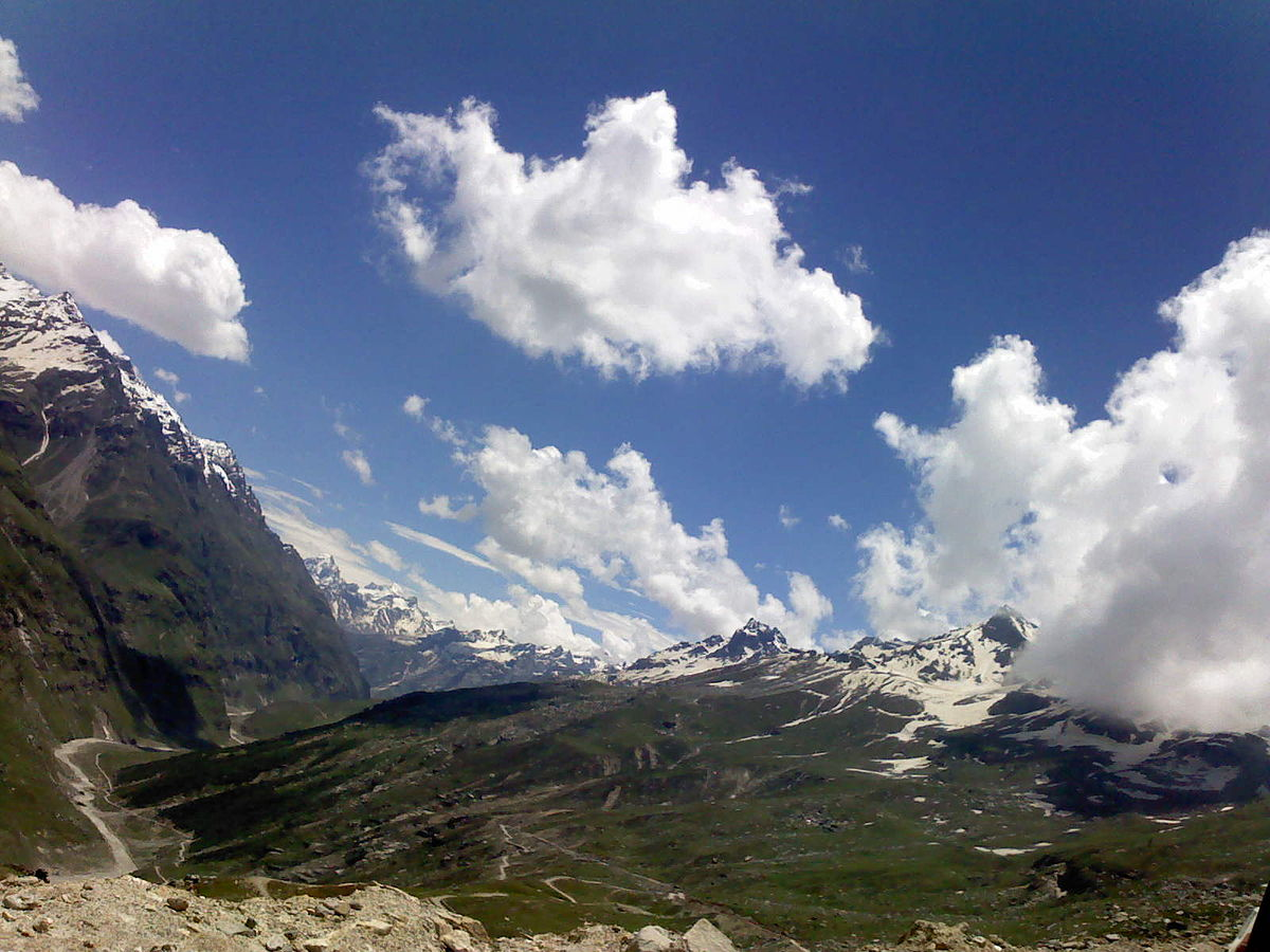 Rohtang Pass things to do, timing, images, facts