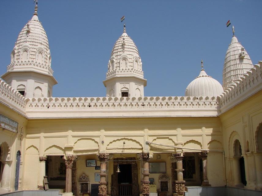 Shantinath Temple