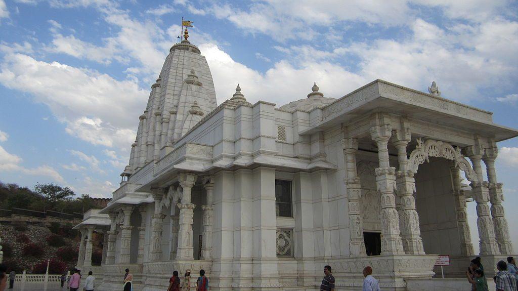 places to visit in jaipur Birla mandir