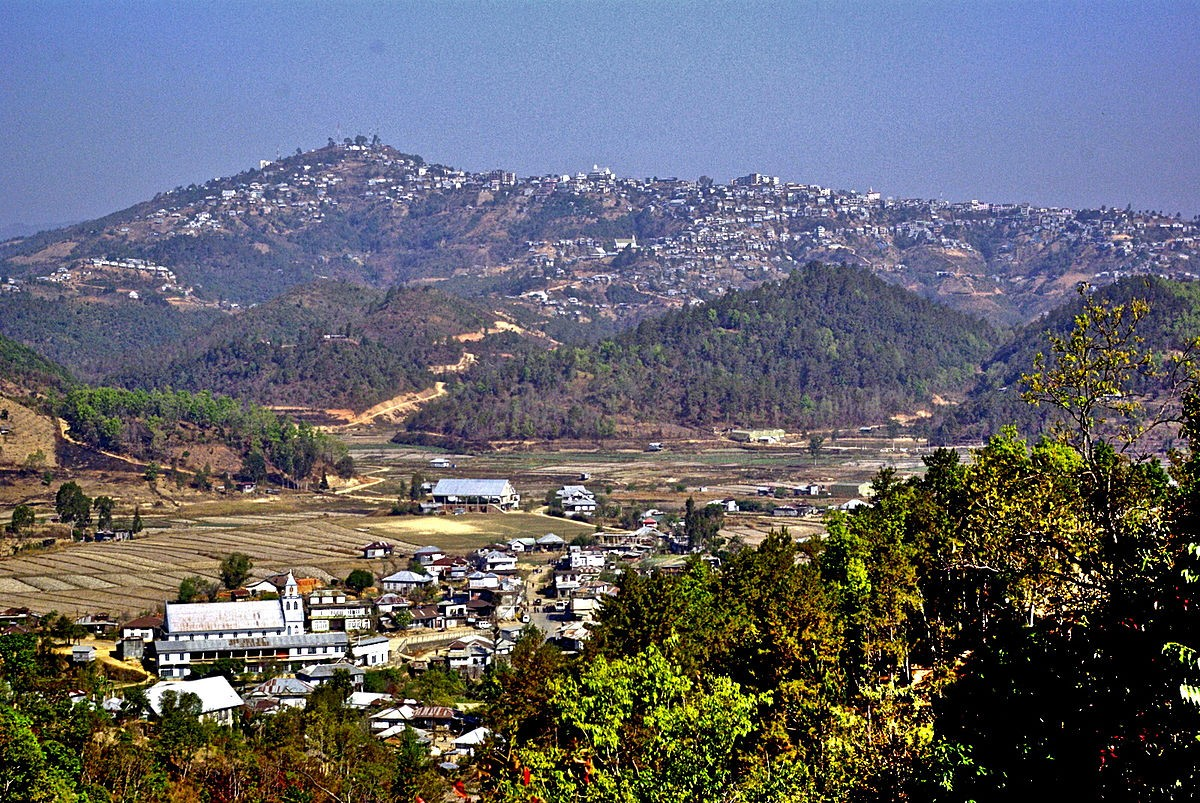 Top 10 Places to visit in Mizoram