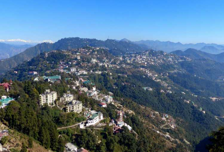Best places to travel in Mussoorie
