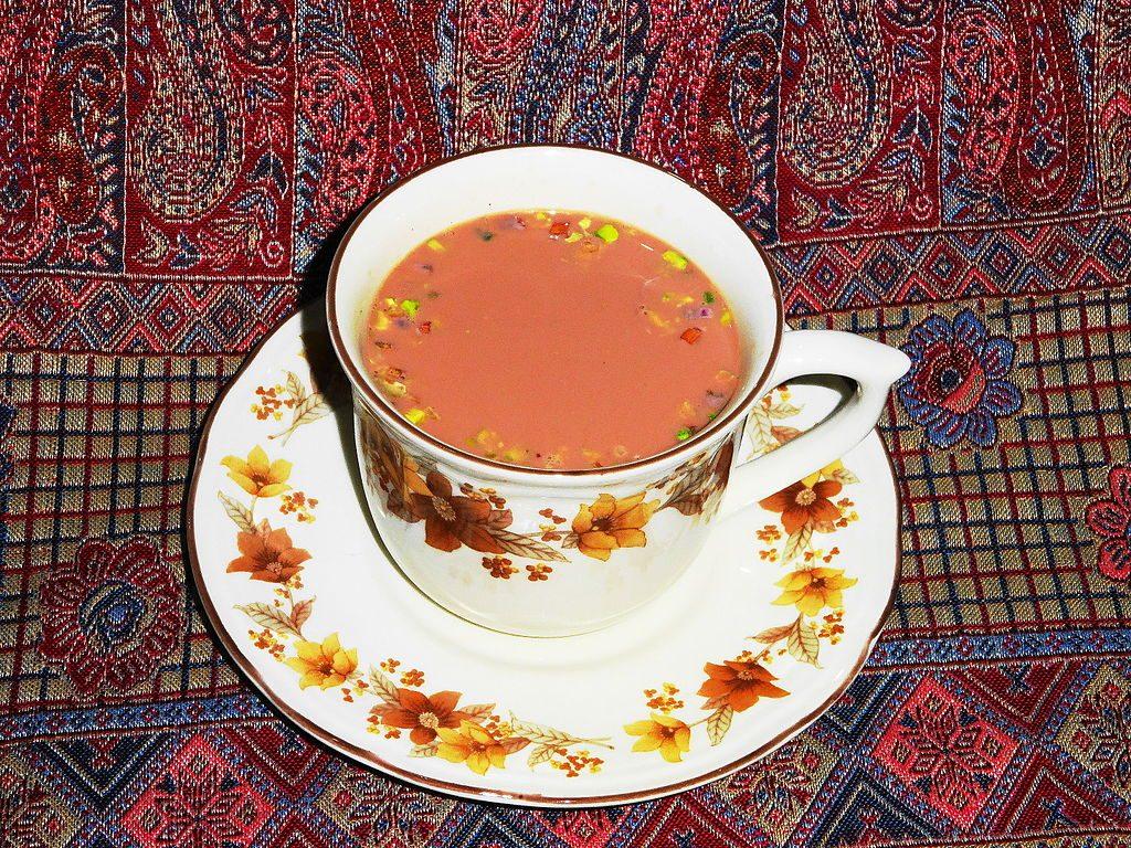 gulabi chai