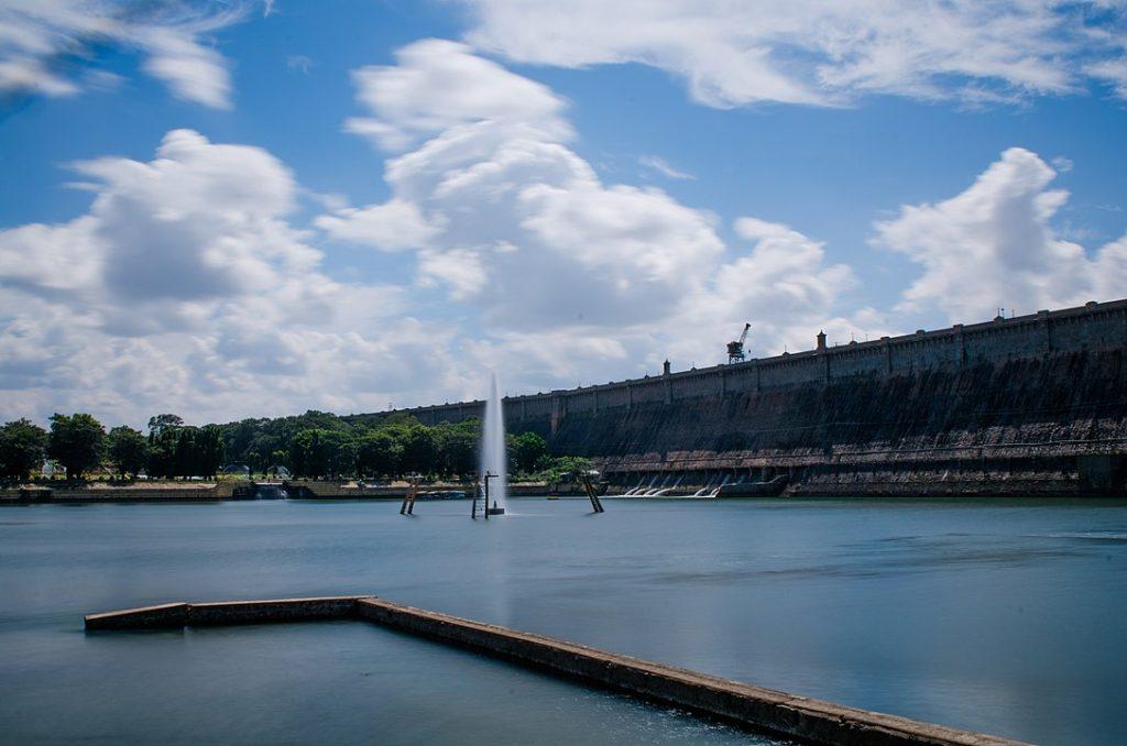 KRS dam mysore