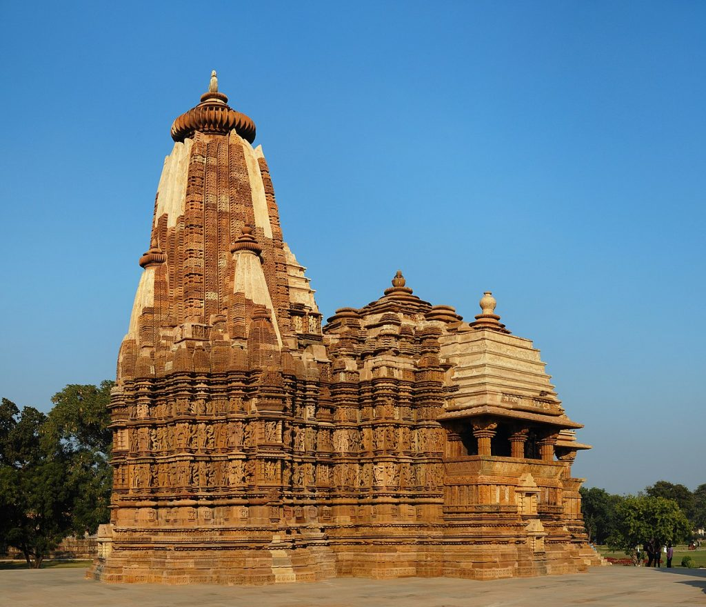 Khajurahao Jagadambi Temple Madhya Pradesh