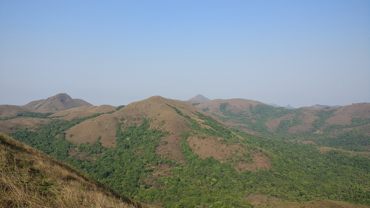 Agni Gudda Hill