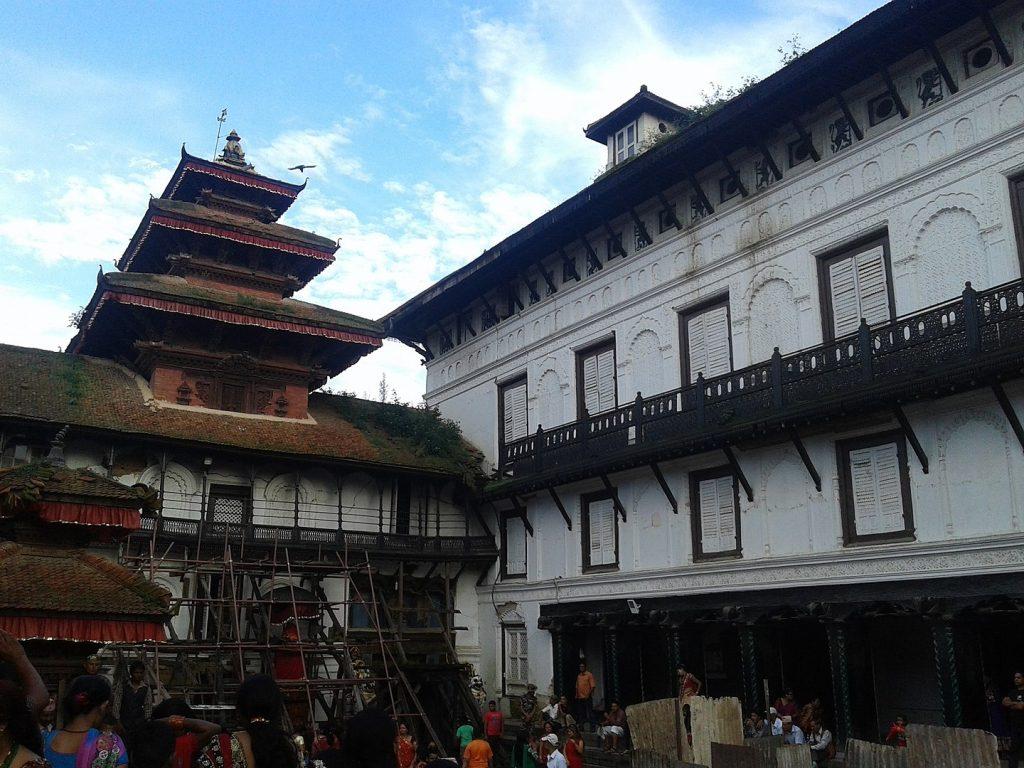 Hanuman dhoka Palace