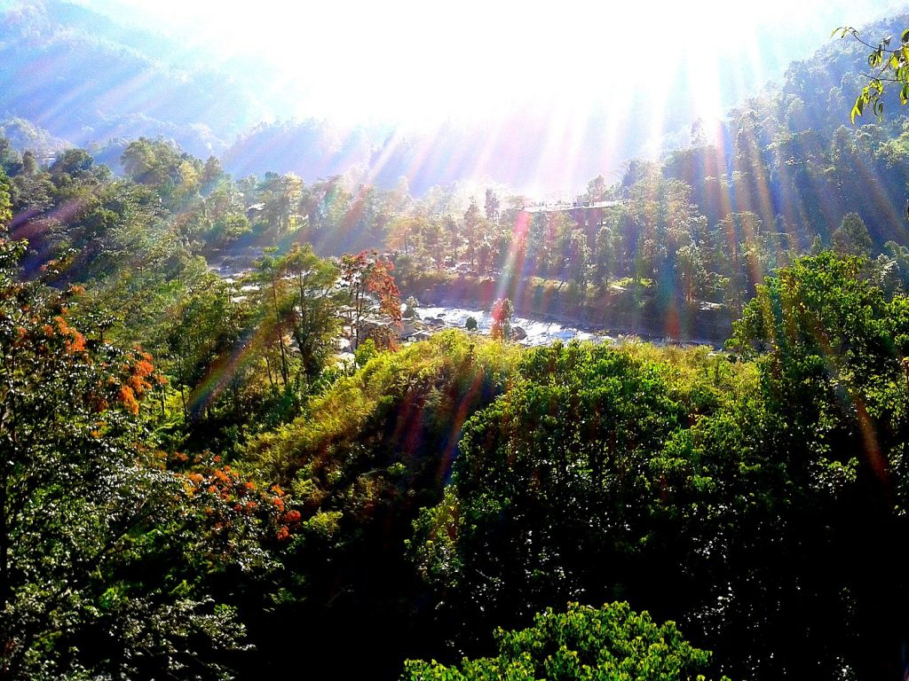 Saramsa Garden Gangtok