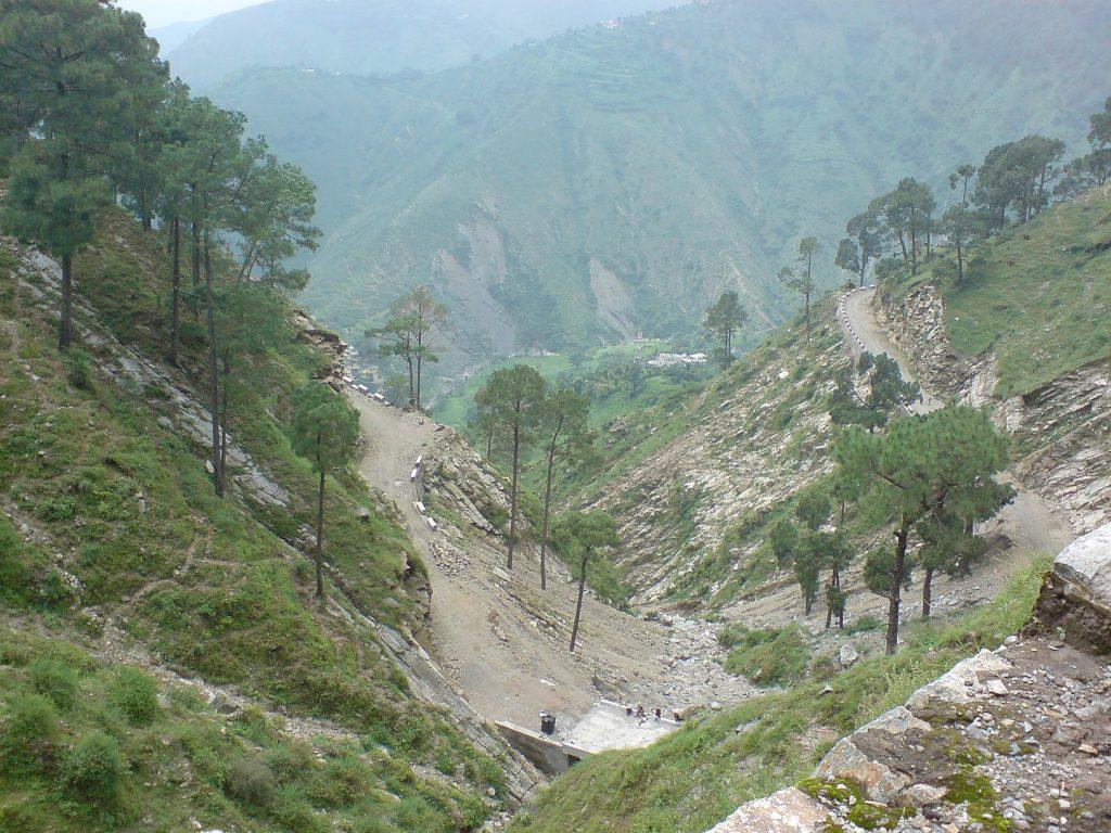 Dalhousie Khajjiar Road