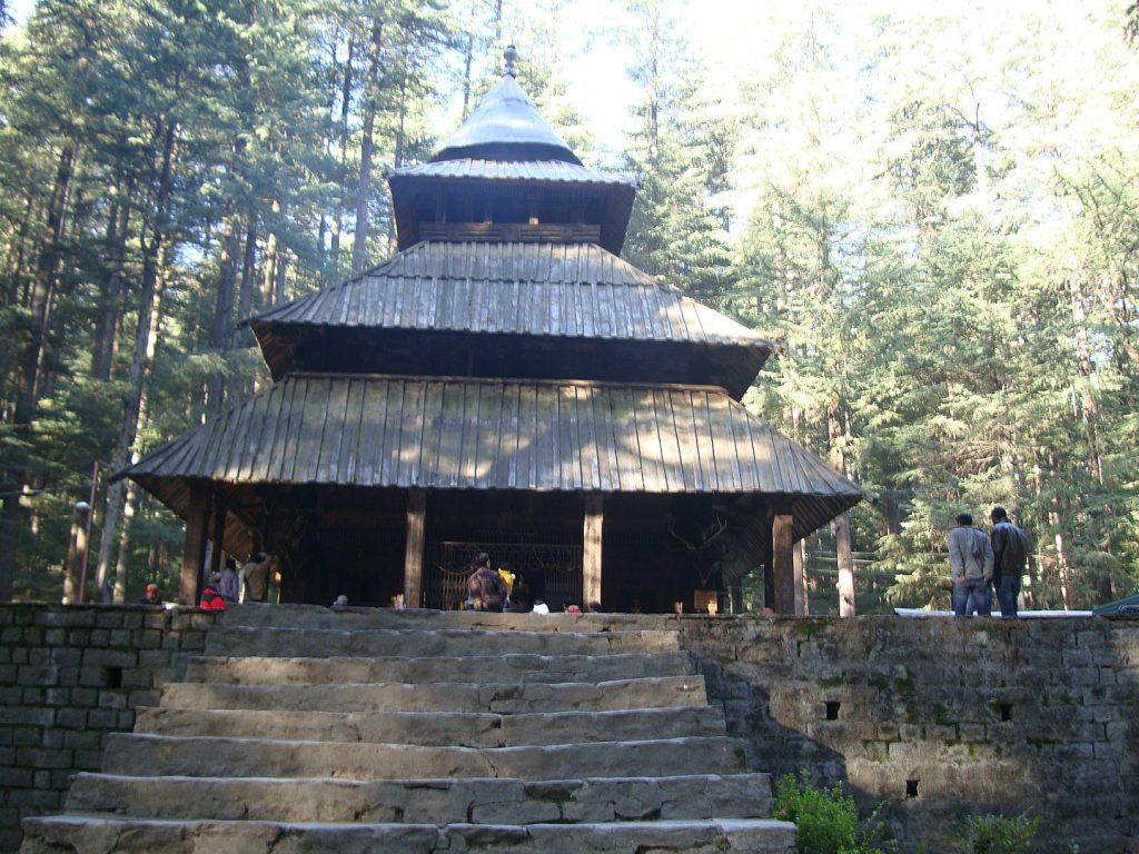 Hidimba Devi Temple