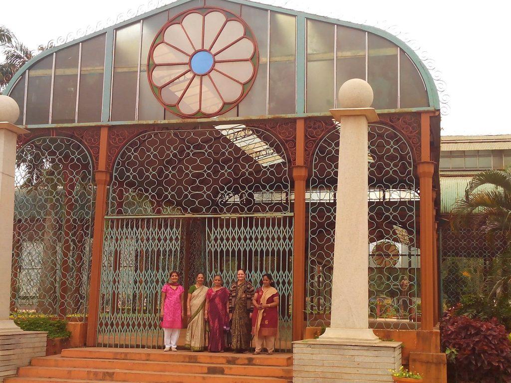 Indira gandhi glass house hubli