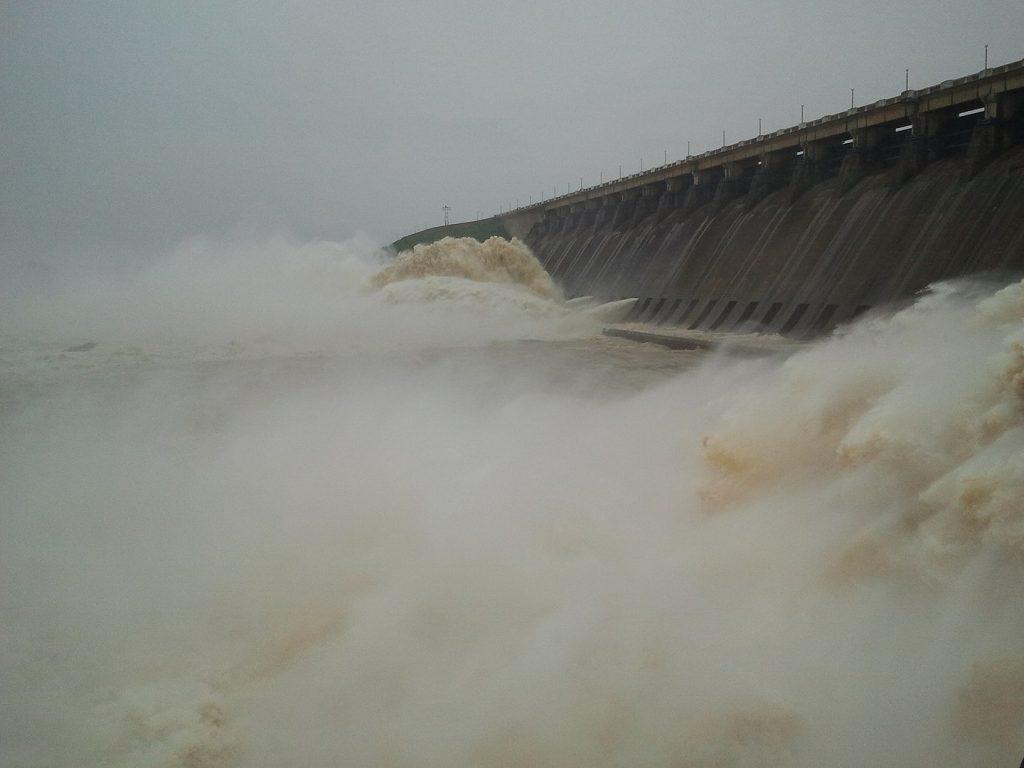 Hirakud Dam Orissa