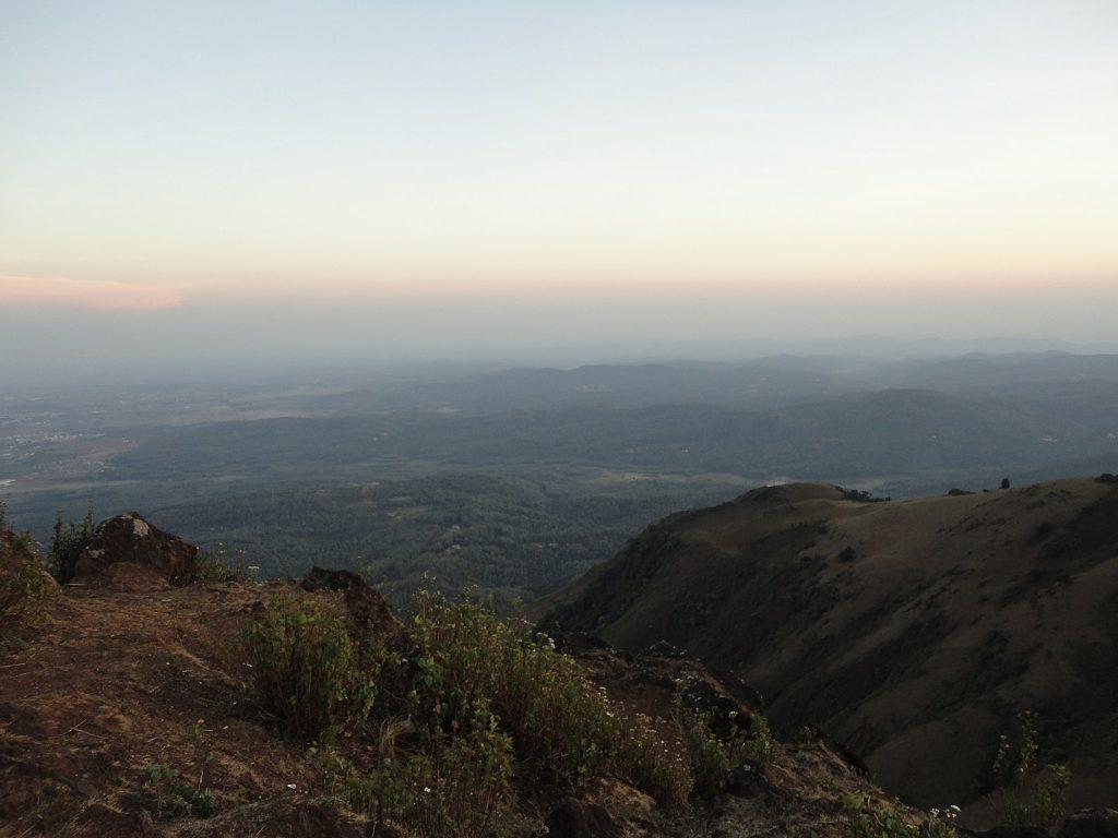Mullayanagiri hills
