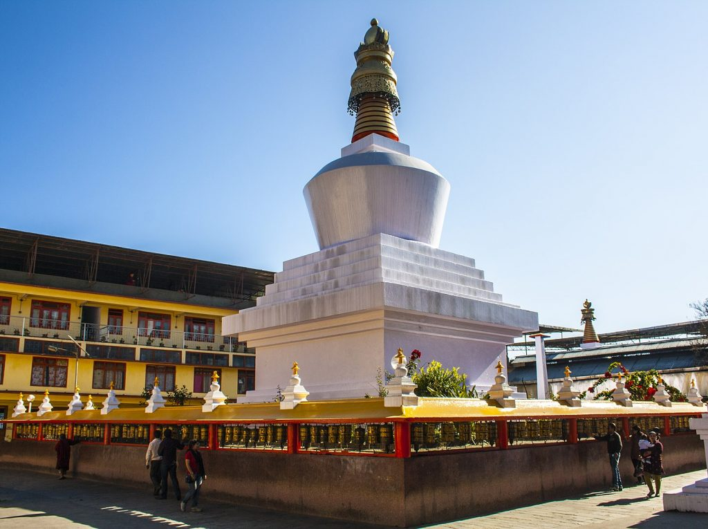 Do-Drul Chorten Stupa Gangtok