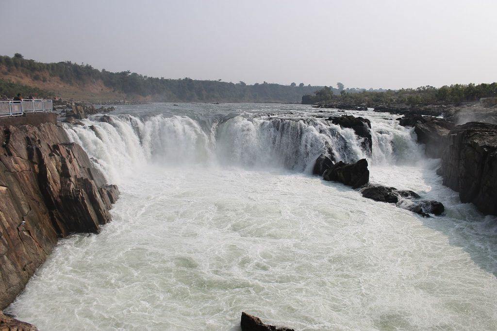 Dhuandhar Waterfalls Madhya Pradesh