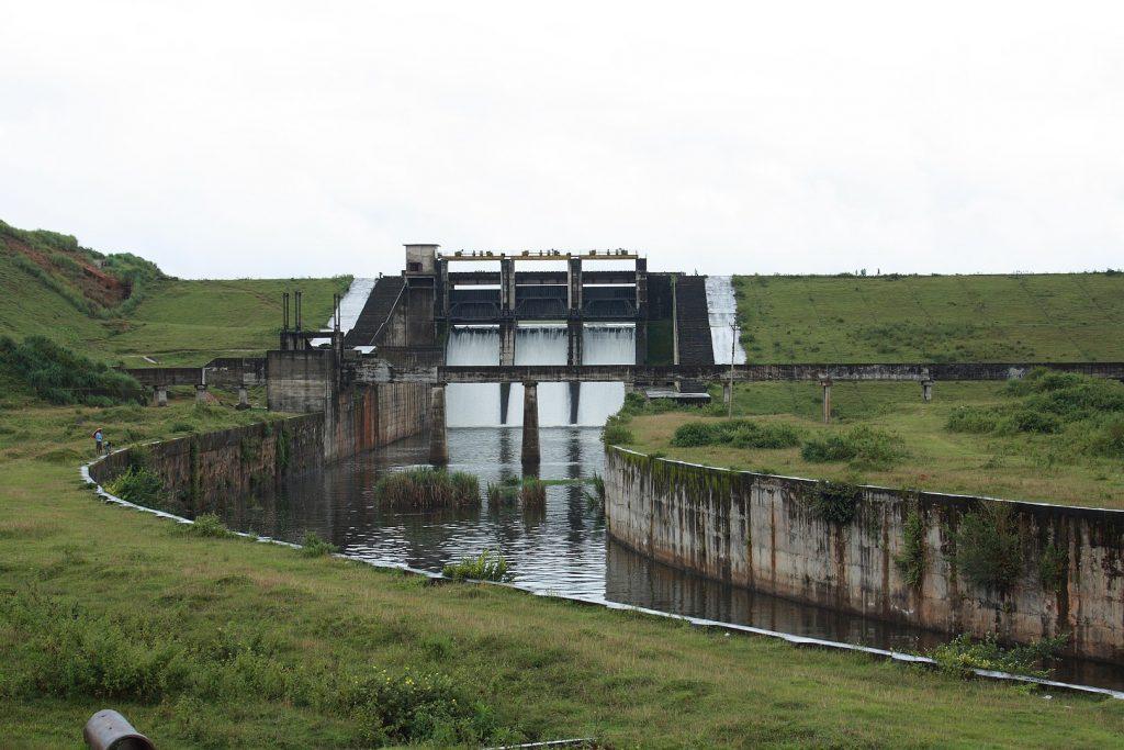 karaphuza dam