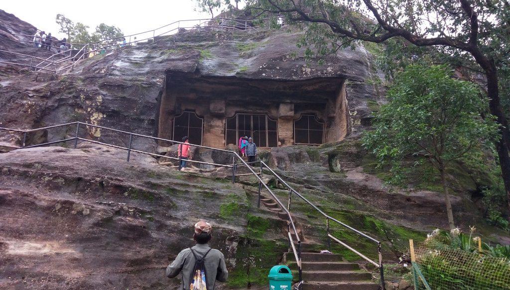 Pandava Caves Madhya Pradesh