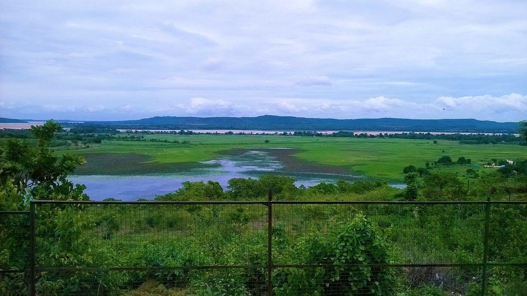 Anshupa Lake Orissa