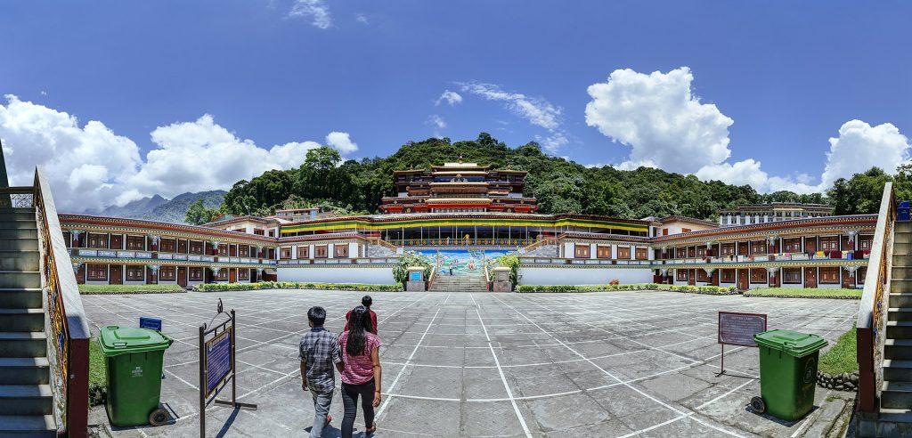 Ranka Monastery, Gangtok