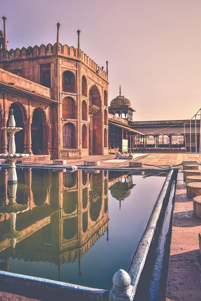 Taj-Ul-masjid Madhya Pradesh