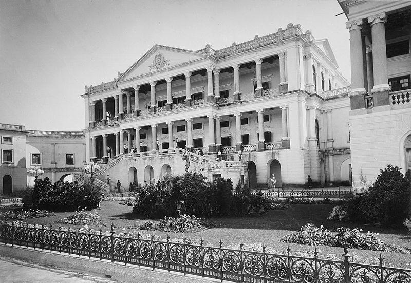 falkunama Palace