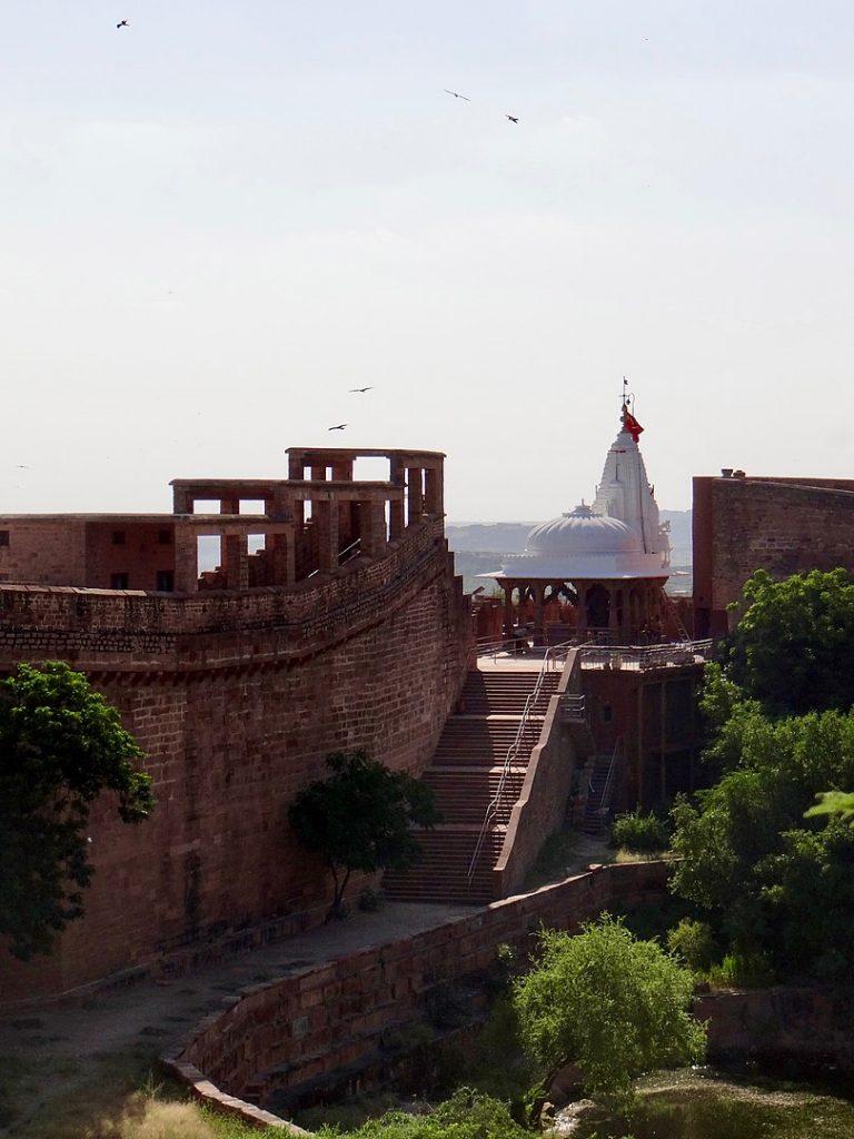 Chamunda Mata Temple Jodhpur