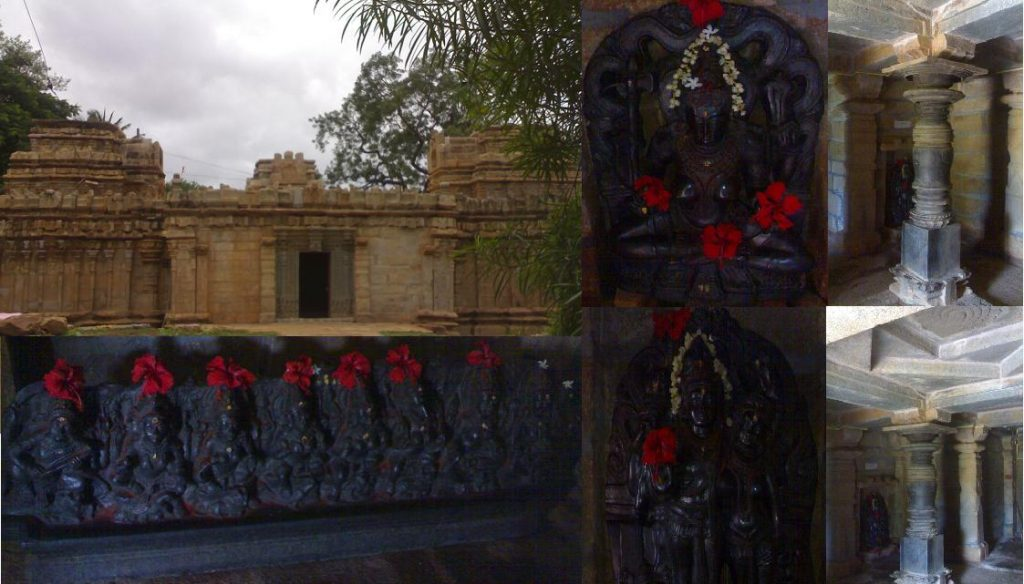 Bhavanishankar temple Hubli