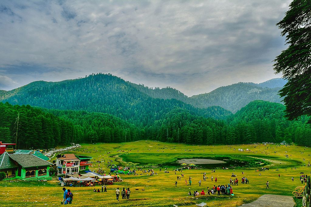 Top 10 Places to visit in Khajjiar