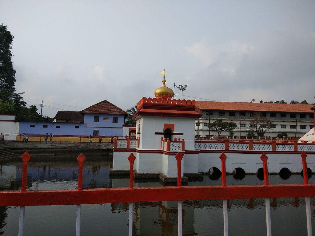 Omkareshwara temple Madikeri