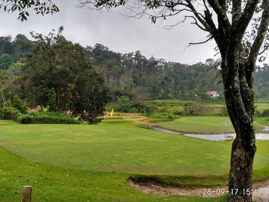 Mercara golf club Madikeri