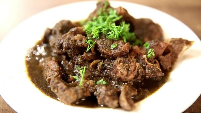 Famous food of Kohima