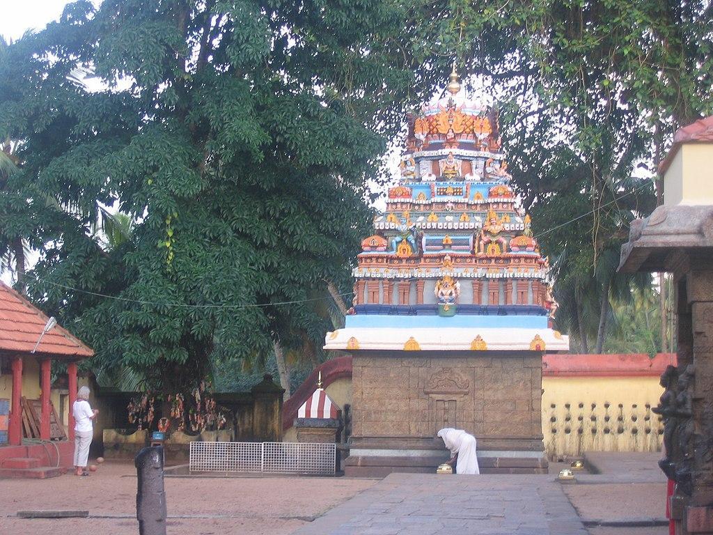 Dispur Temple