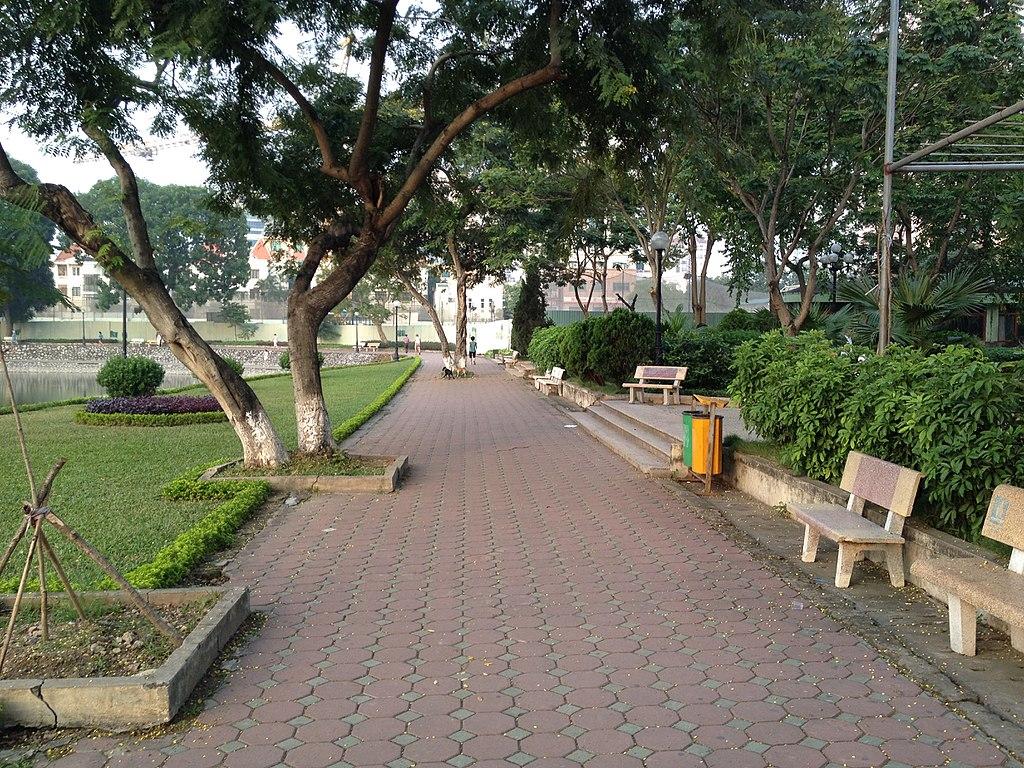Indira Gandhi park